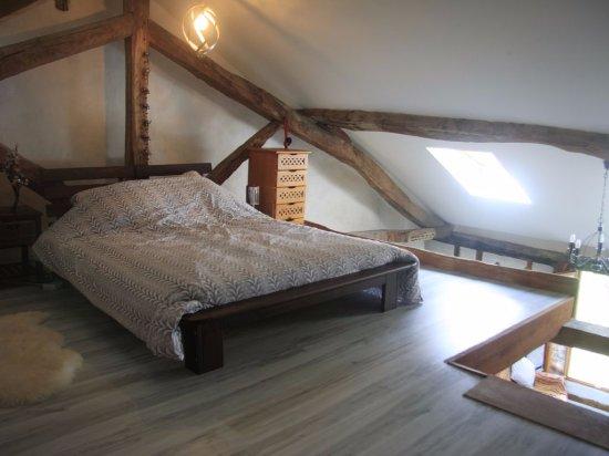 Ornolac-Ussat-les-Bains, Γαλλία: Apartment Cheval mezzanine