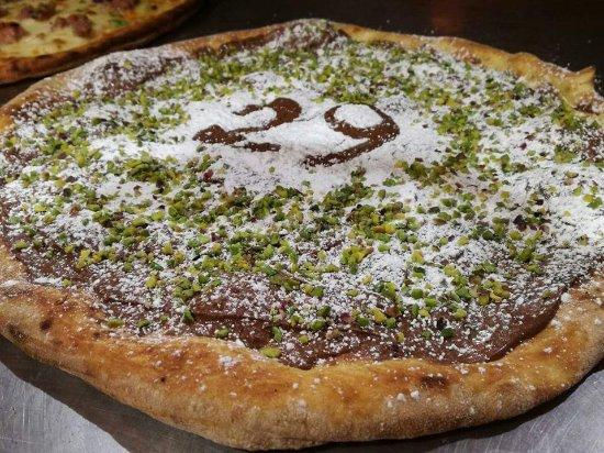 Mascalucia, Italien: Pizzeria The Old Story