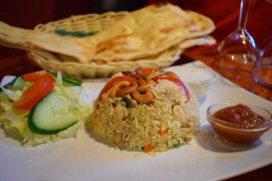 Nagarkot: Delicious food