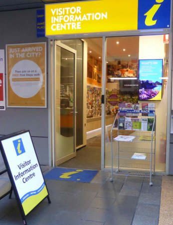 Adelaide Visitor Information Centre