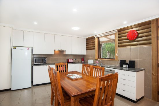 Dunkeld, Australia: All cottages are equipped fully with modern equipment