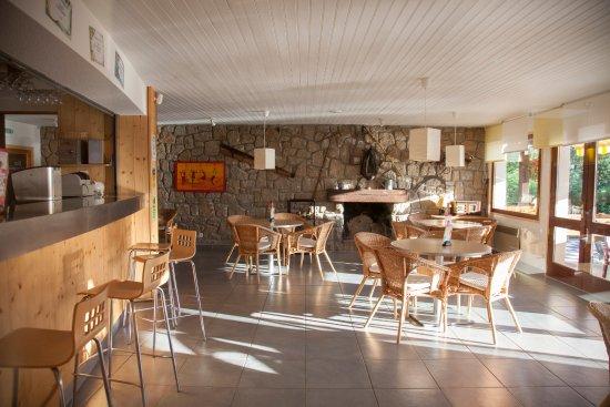 Tence, ฝรั่งเศส: Bar / Restaurant