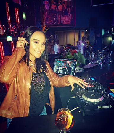 Fourways, Sudáfrica: Dj is very good. He let me take a picture