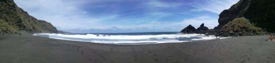 Puntallana, إسبانيا: Playa de Nogales