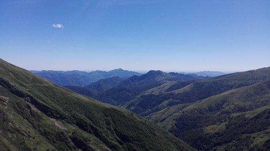 Dongo, Italy: L'infinito!!!!!!