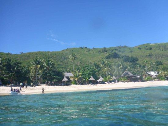 Denarau Island, Fiyi: The Island