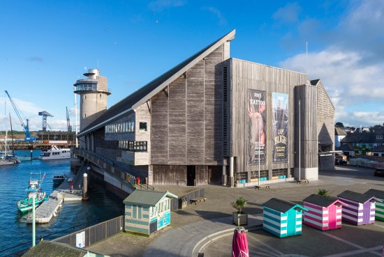 ‪National Maritime Museum Cornwall‬