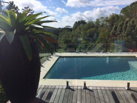 Brooklet (เมืองบรูกเลต), ออสเตรเลีย: Komala Villa private pool
