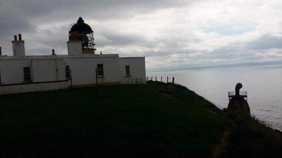 Campbeltown, UK: The Lighthouse.