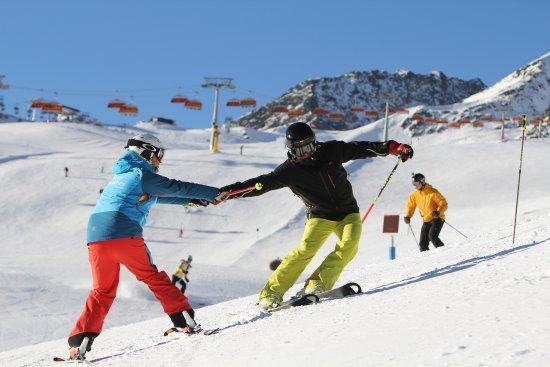 Solden, Østrig: Enjoy the best exercise.