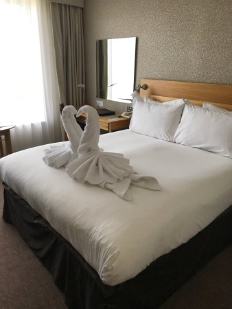 Sofitel London Gatwick: The awesome welcome we received when staying for our wedding
