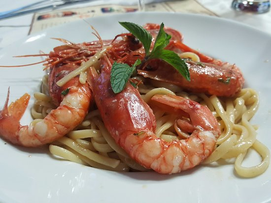 San Martino Alfieri, Italia: Excellent pasta dishes