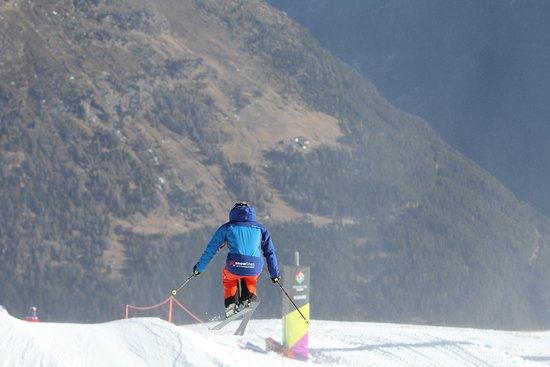 Solden, Østrig: fun slope