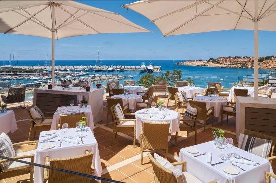 El Toro, Spain: Adriana Restaurant - Terrace
