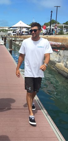 Приход Сэндис, Бермуды: Reed is our jet ski tour guide he's friendly and hot. Ask for him!!!