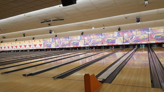 The Big Event Entertainment Experience: The lanes