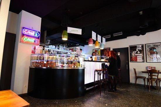Zurique, Suíça: Stüssihof Bar & Kinokasse