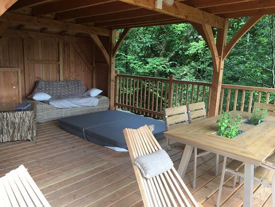 cabane spa lodge photo de vallee de pratmeur quistinic tripadvisor. Black Bedroom Furniture Sets. Home Design Ideas