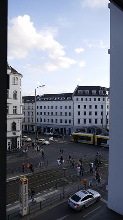 The Circus Hostel: Trambanen en het Circus hotel ....