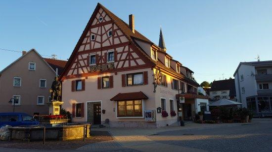 Rangendingen, Γερμανία: Gasthof Rössle