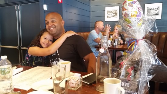 Swampscott, MA: 40th birthday with father and daughter
