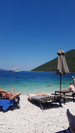 Trapezaki, Grecja: Antisamos beach
