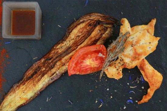 Poulet en marinade quart d 39 aubergine snack et tomate for Aubergines en conserve maison