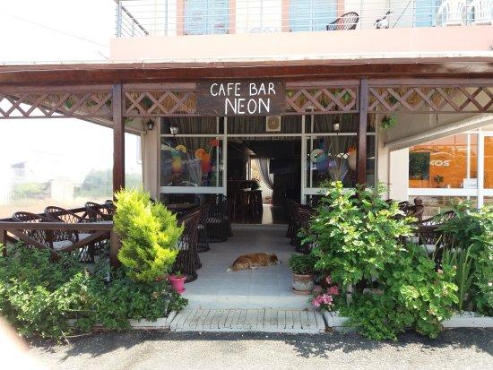 Neon Cafe Bar
