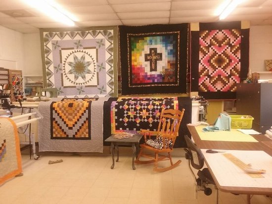 All Quilts are custom made IN REYNO AR USA