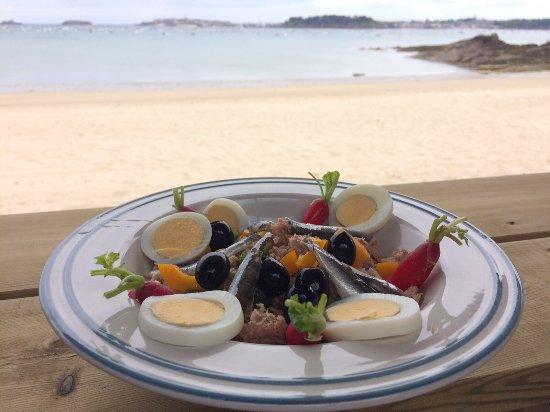 woop beach dinard restaurant avis num ro de t l phone photos tripadvisor. Black Bedroom Furniture Sets. Home Design Ideas