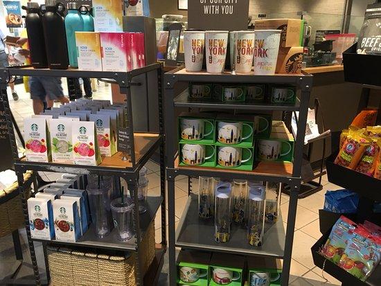 Hannacroix, NY: Starbucks - cups for sale