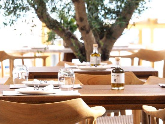 Branco restaurant mykonos restaurant avis num ro de t l phone photos tripadvisor - Mykonos lieux d interet ...
