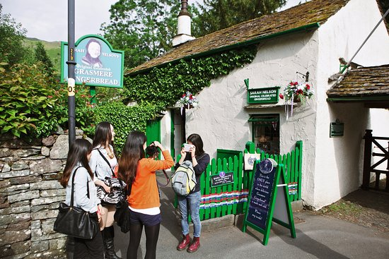 Grasmere, UK: We love receiving many international visitors from all over the world!