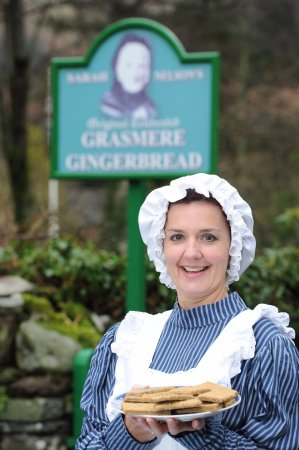 Grasmere, UK: Traditional and Victorian Experience awaits you.