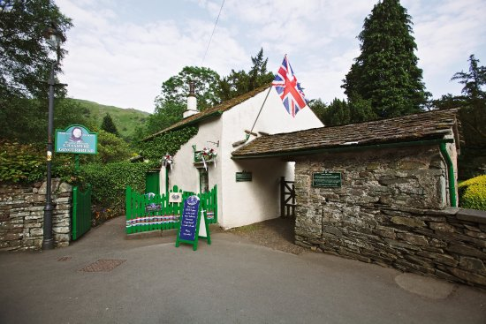 The Grasmere Gingerbread Shop.