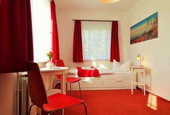 Hotel-Pension garni Schwalbenhof : Einzelzimmer