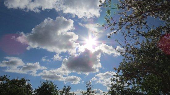 Washford, UK: Sky