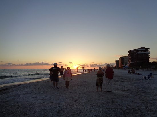 Madeira Beach: People from all over come to watch our beautiful sunsets