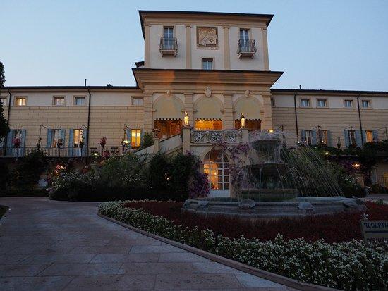 Corrubbio di Negarine, Itália: Auffahrt