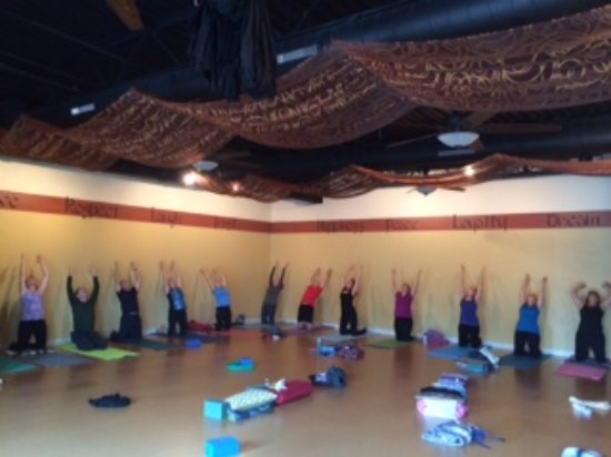 Oconomowoc, WI: Inside classes and also Yoga in the park or on Paddleboards seasonally Schedule; AbundantJoyYoga