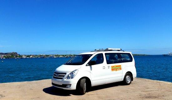 Puerto Baquerizo Moreno, Ecuador: New Van H1