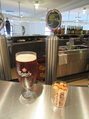 Visit Carlsberg : only one of a selection to choose from for free sample