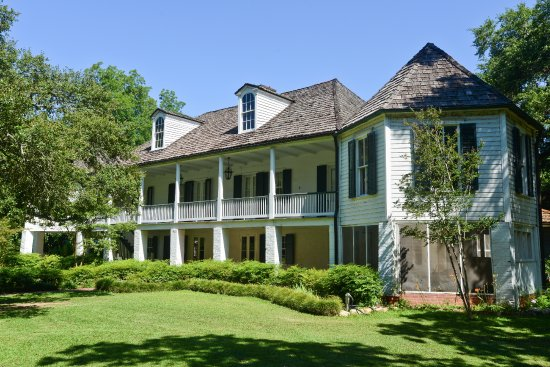 Natchitoches, LA: Melrose Plantation