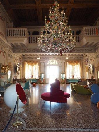 Corrubbio di Negarine, Itália: Lobby2