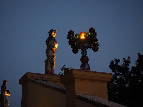 Corrubbio di Negarine, Itália: am Abend2