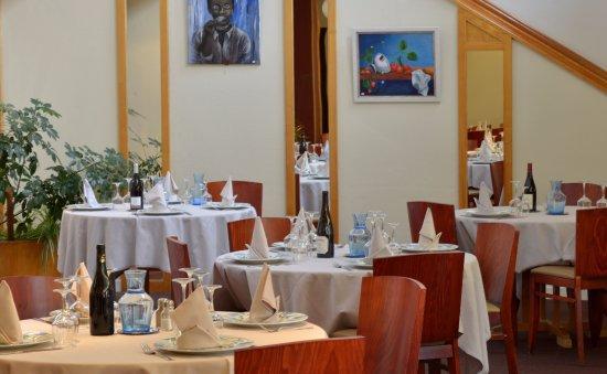 Valençay (Valencey), Francia: Restaurant