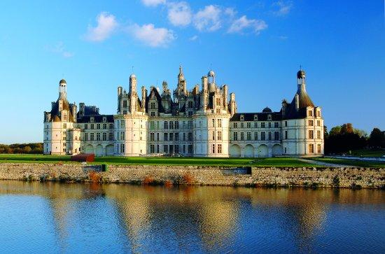 Valençay (Valencey), Francia: Château de Chambord
