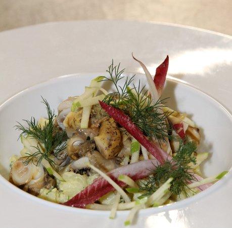 Revel, França: Salade de Bulots, Aïoli