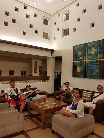 Hotel Soffia Boracay: Soffia Hotel Lobby