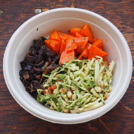 Needham, MA: Veggie Bowl
